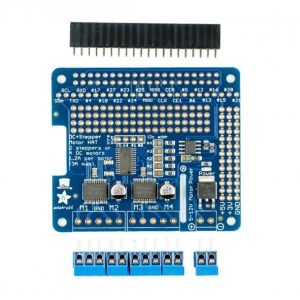 Adafruit DC and Stepper Motorhat
